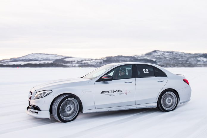 AMG Winter Sporting 2016