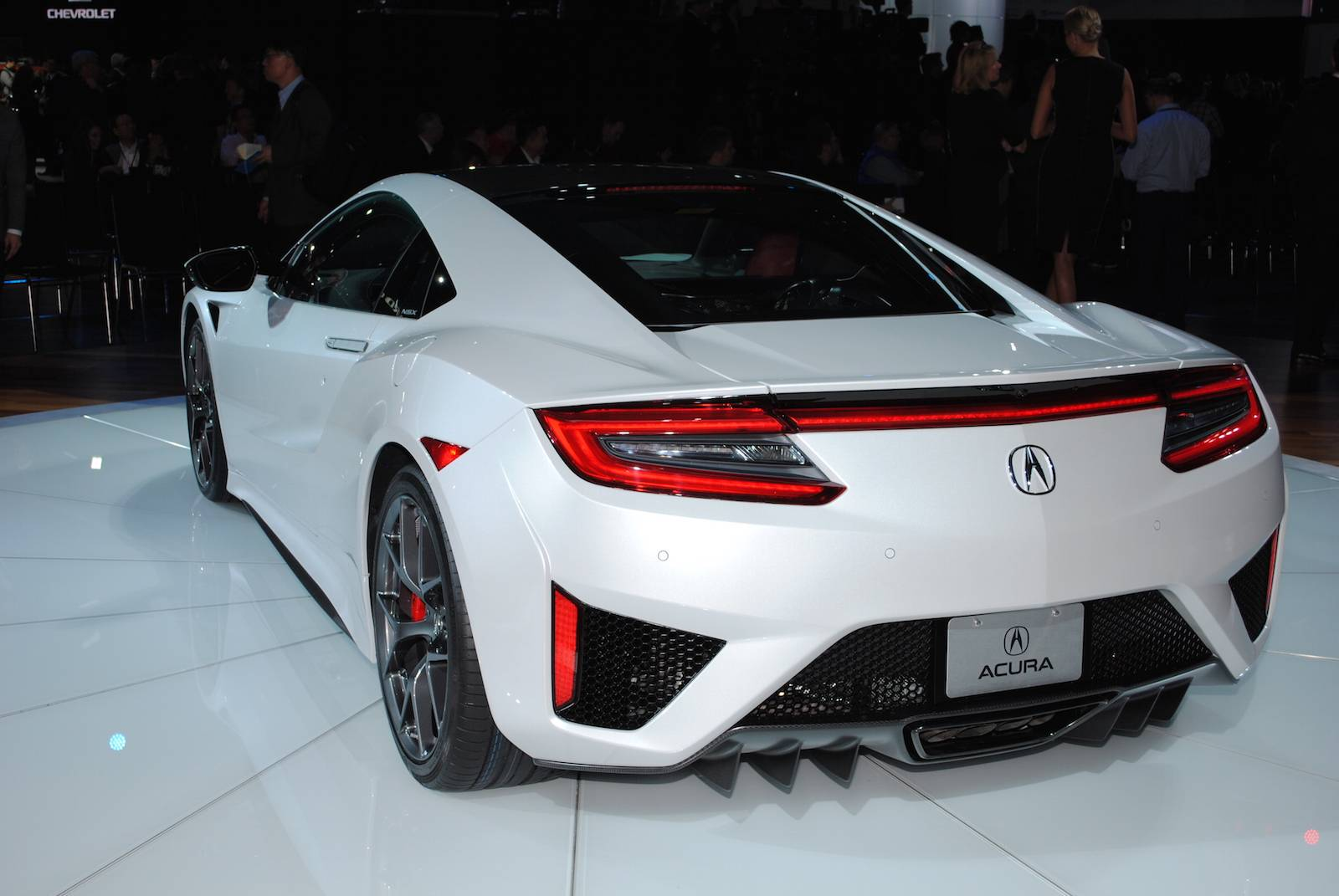 this display of the nsx marks the second time the nsx has been. Black Bedroom Furniture Sets. Home Design Ideas