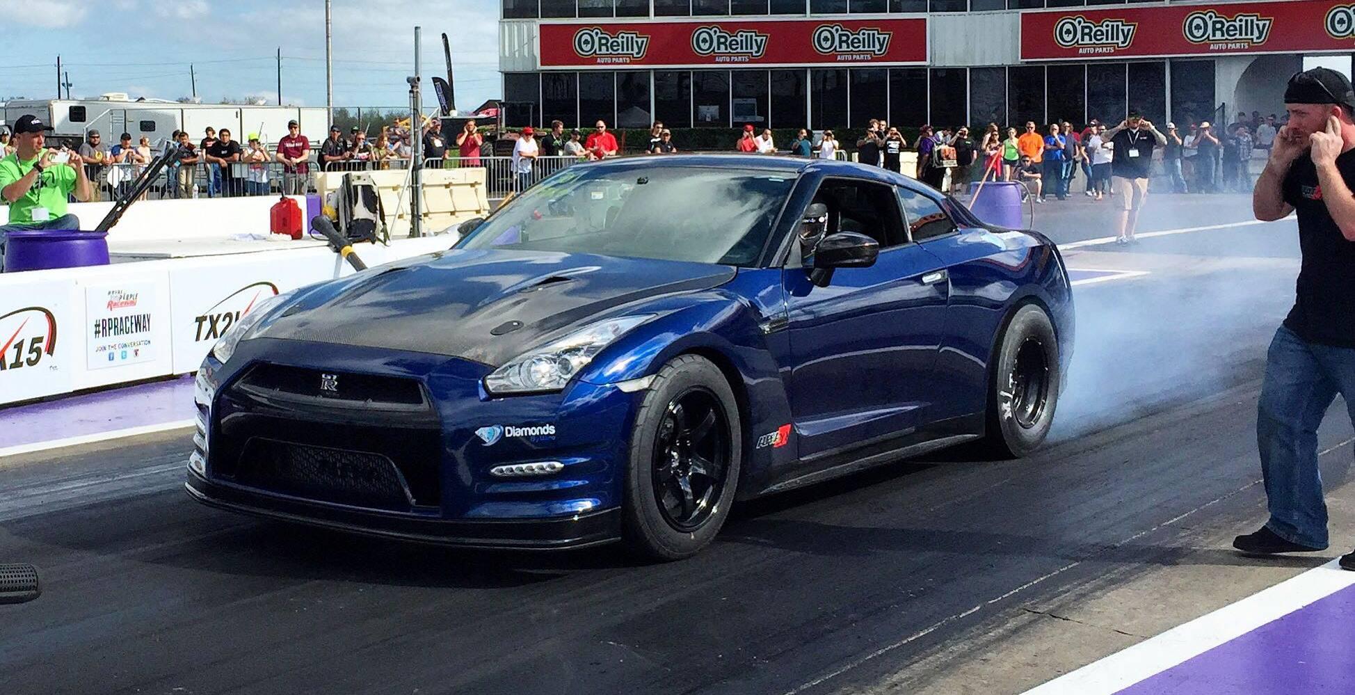 Ams Reveals Monstrous 2500hp Nissan Gt R Quot Alpha G Quot Gtspirit