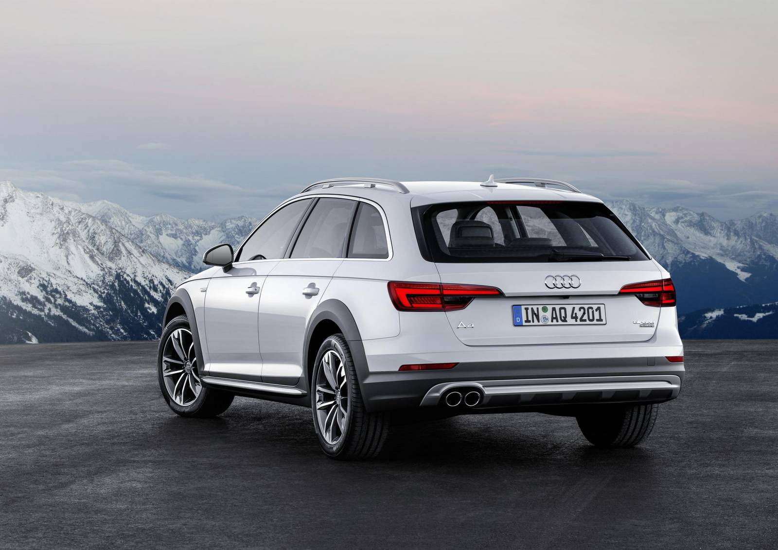 2019 G Wagon >> Official: 2016 Audi A4 Allroad Quattro - GTspirit