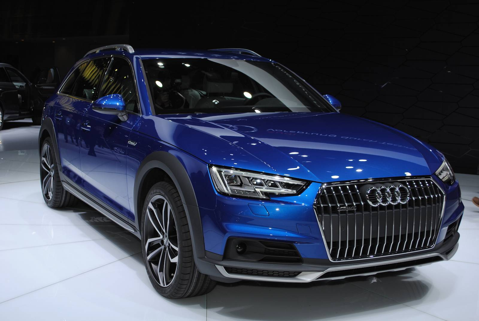 detroit 2016 audi a4 allroad quattro gtspirit. Black Bedroom Furniture Sets. Home Design Ideas