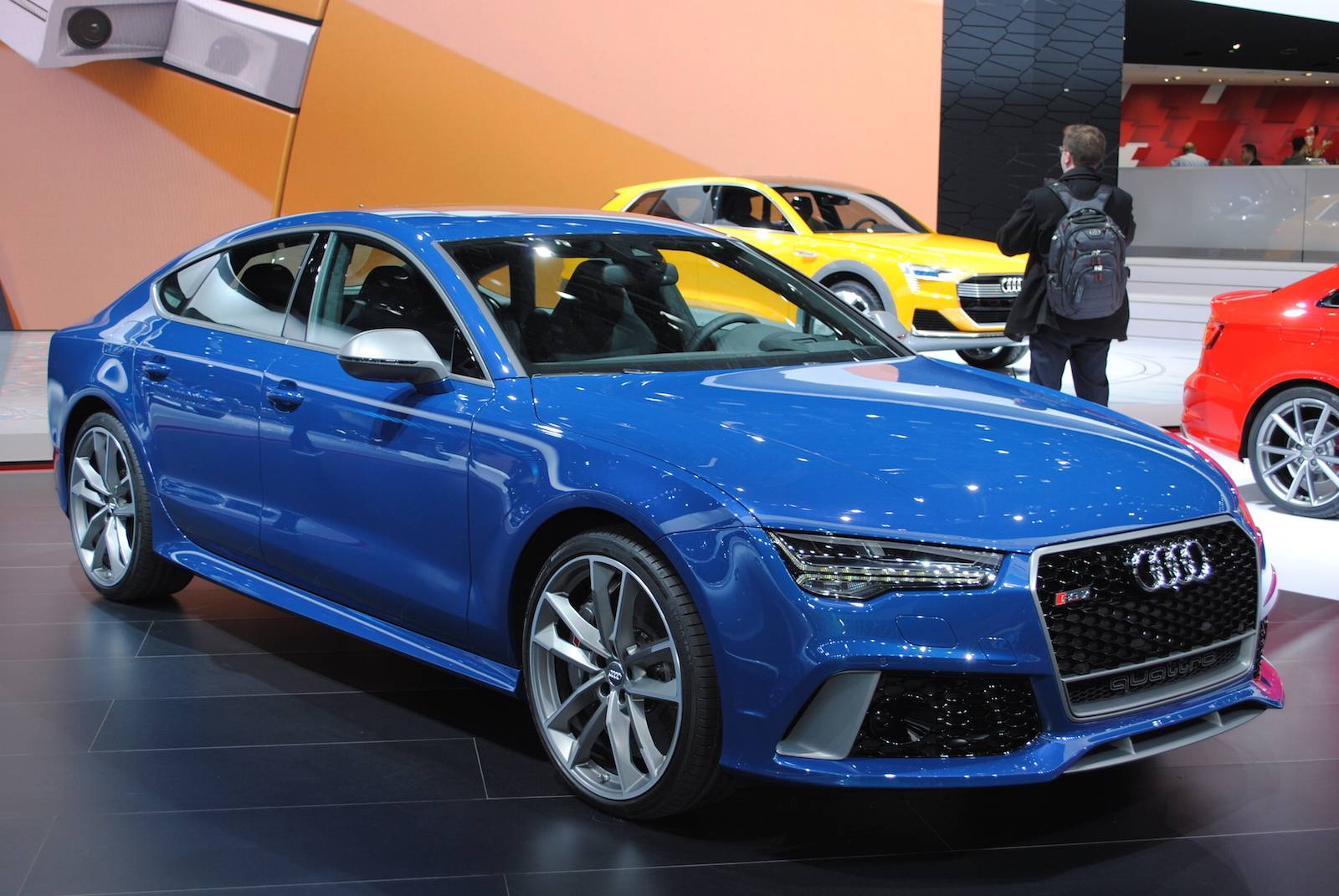 detroit 2016 audi rs7 performance gtspirit. Black Bedroom Furniture Sets. Home Design Ideas