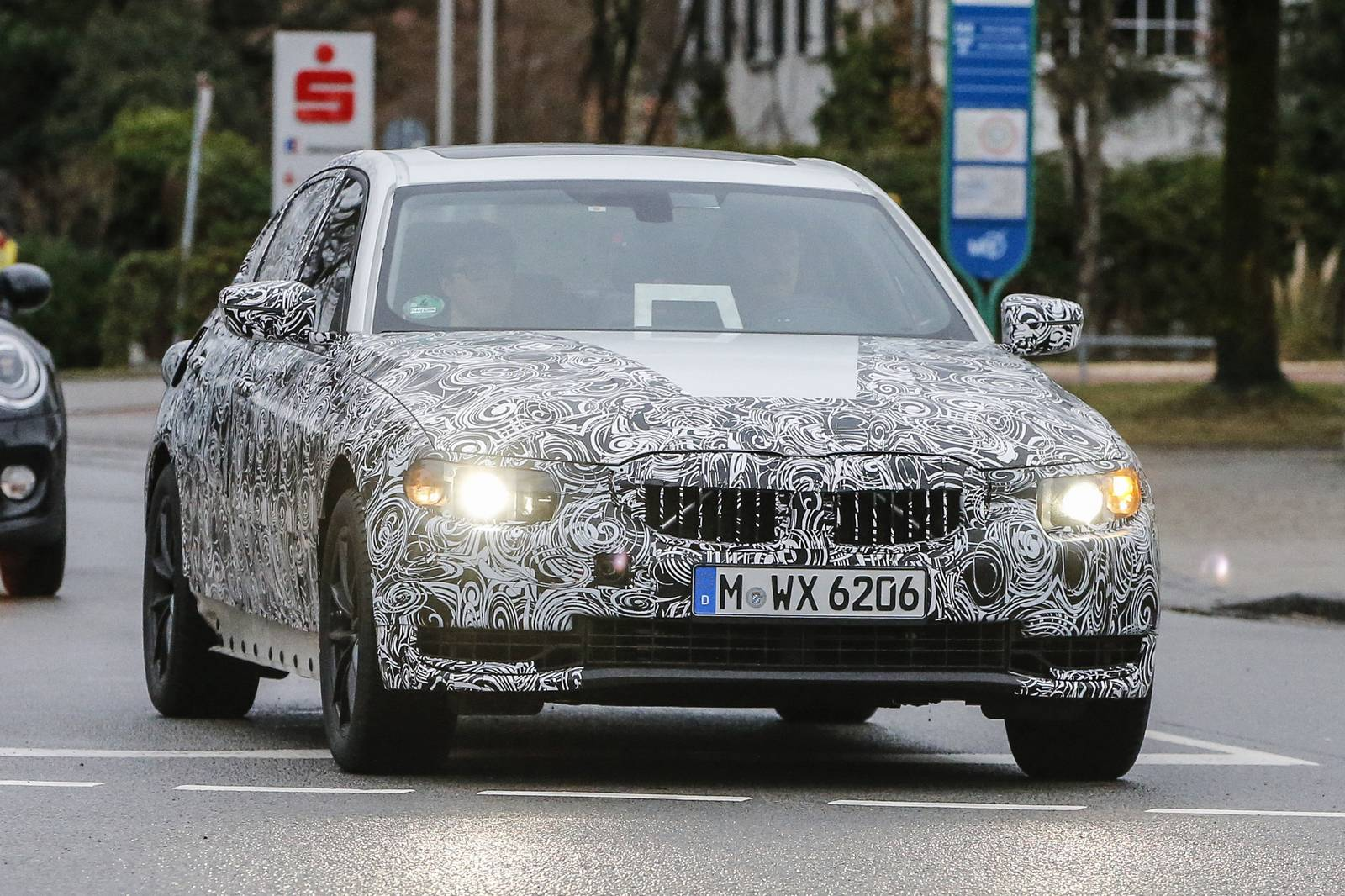 Next BMW 3-Series 2018