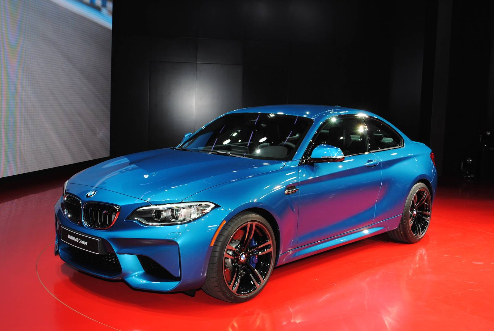 detroit 2016 bmw m2 gtspirit. Black Bedroom Furniture Sets. Home Design Ideas