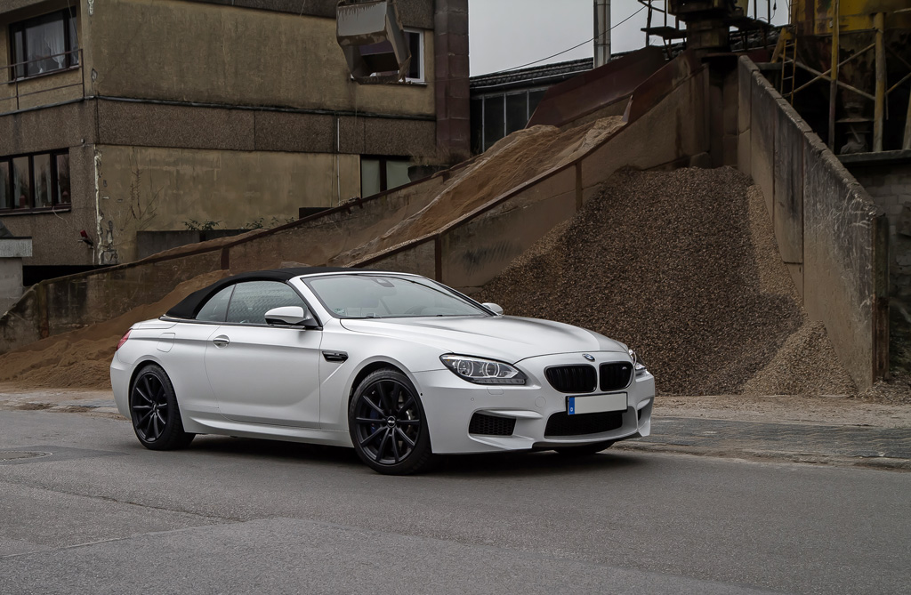 Official: 766hp BMW M6 Convertible by Noelle Motors