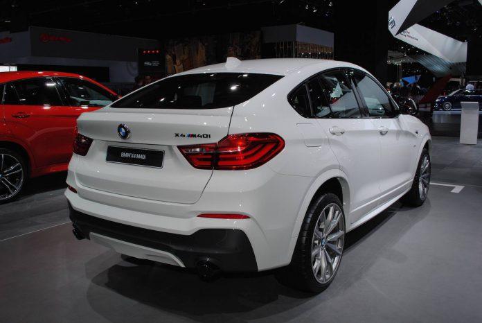 BMW X4 M40i (3)