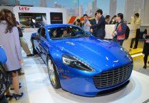 Aston Martin Rapide S Autolink Concept