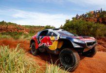 Dakar Rally 2016 Sebastien Loeb