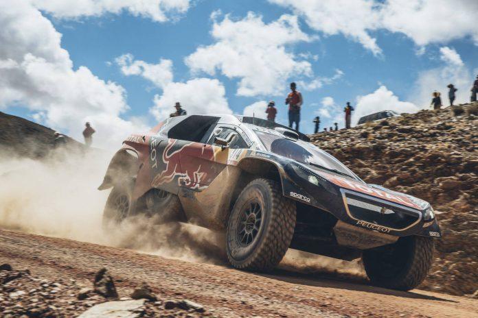 Sebastien Loeb at Dakar Rally 2016