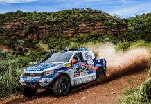 Dakar Rally 2016 Stage 2