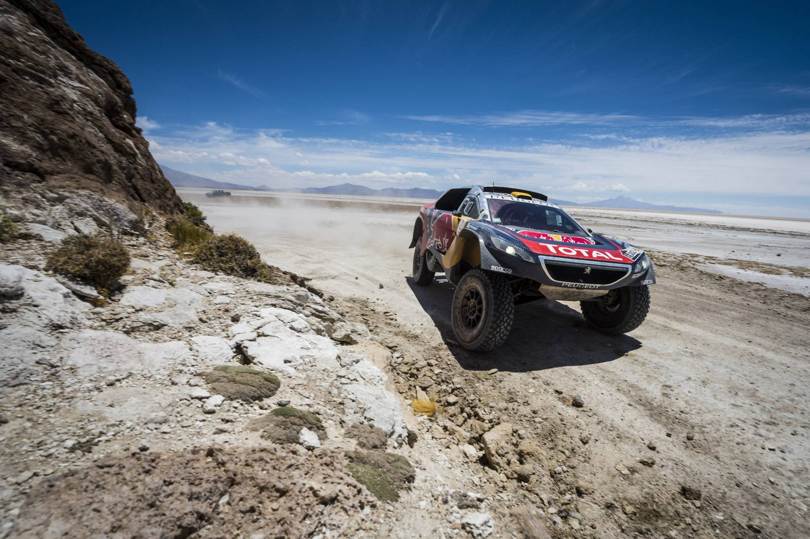 dakar rally 2016 peterhansel mister dakar wins stage 6 in uyuni gtspirit. Black Bedroom Furniture Sets. Home Design Ideas