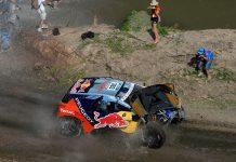 Peugeot Dakar Rally 2016