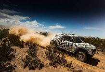 MINI Dakar Rally 2016