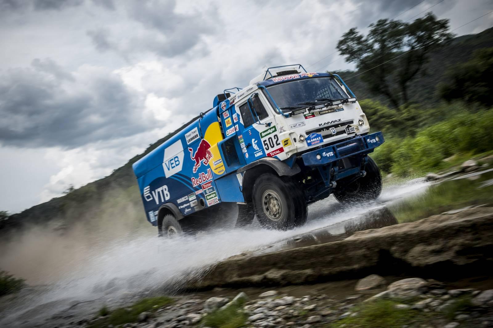 Dakar Rally 2016 Mini Toyota Victory Fight Thrills In