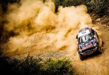 Dakar Rally2016 MINI