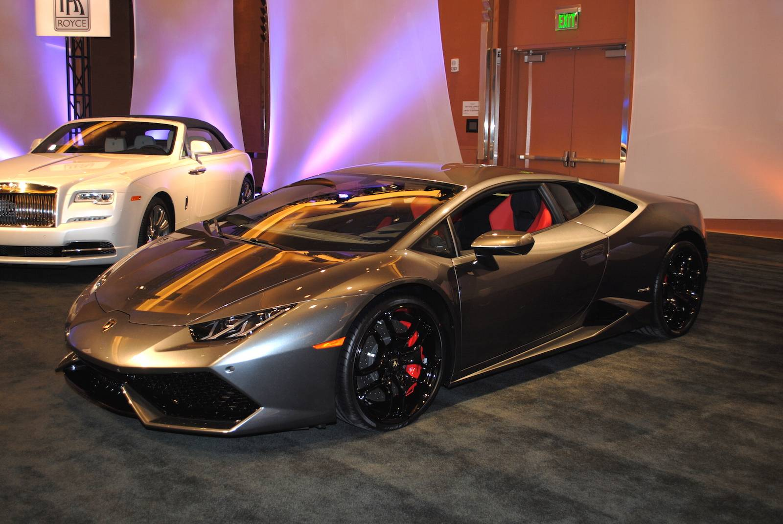 The Gallery At Detroit Motor Show 2016