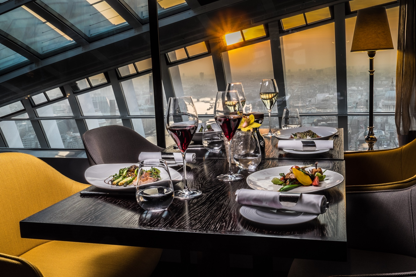The Fenchurch Seafood Bar And Grill Review Gtspirit