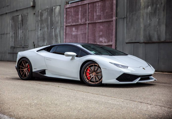 Gidi's Lamborghini Huracan tuned by GT Auto Concepts