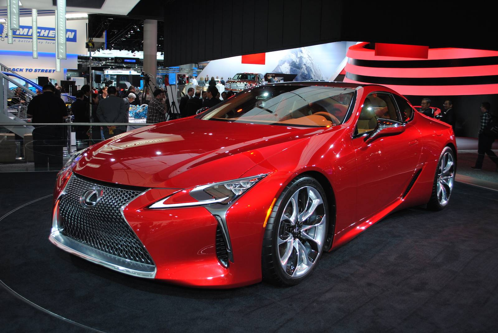 New Lexus Line Up 2016 | Autos Post