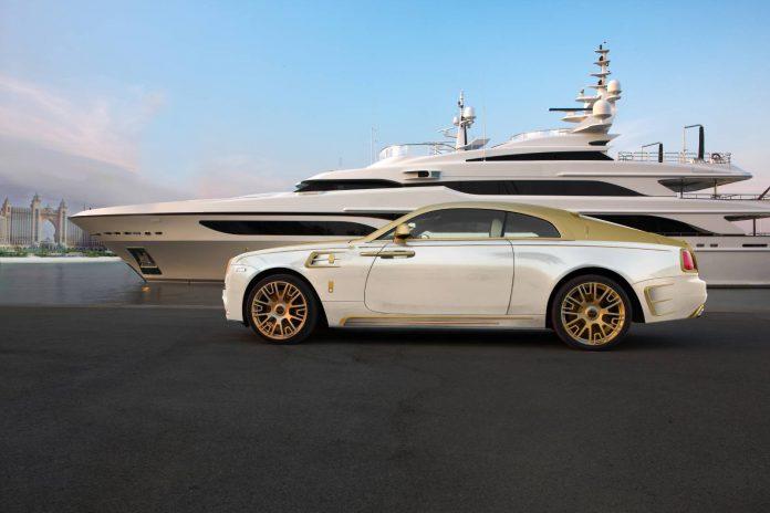 Mansory Rolls-Royce Wraith (5)