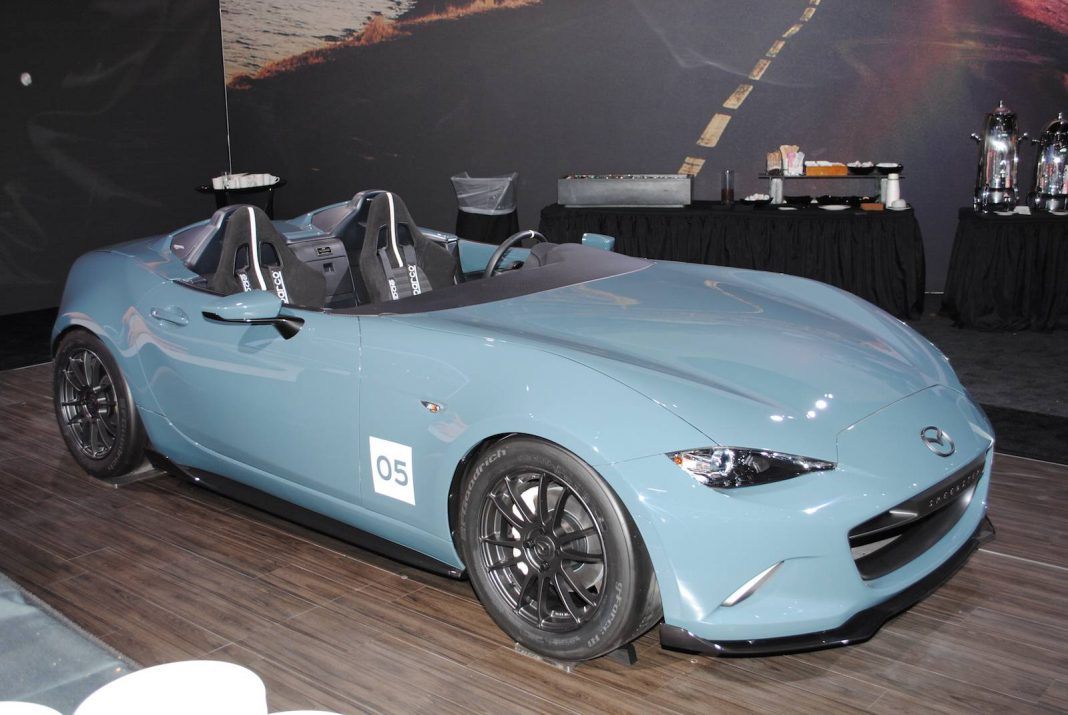 Mazda Speedster Concept