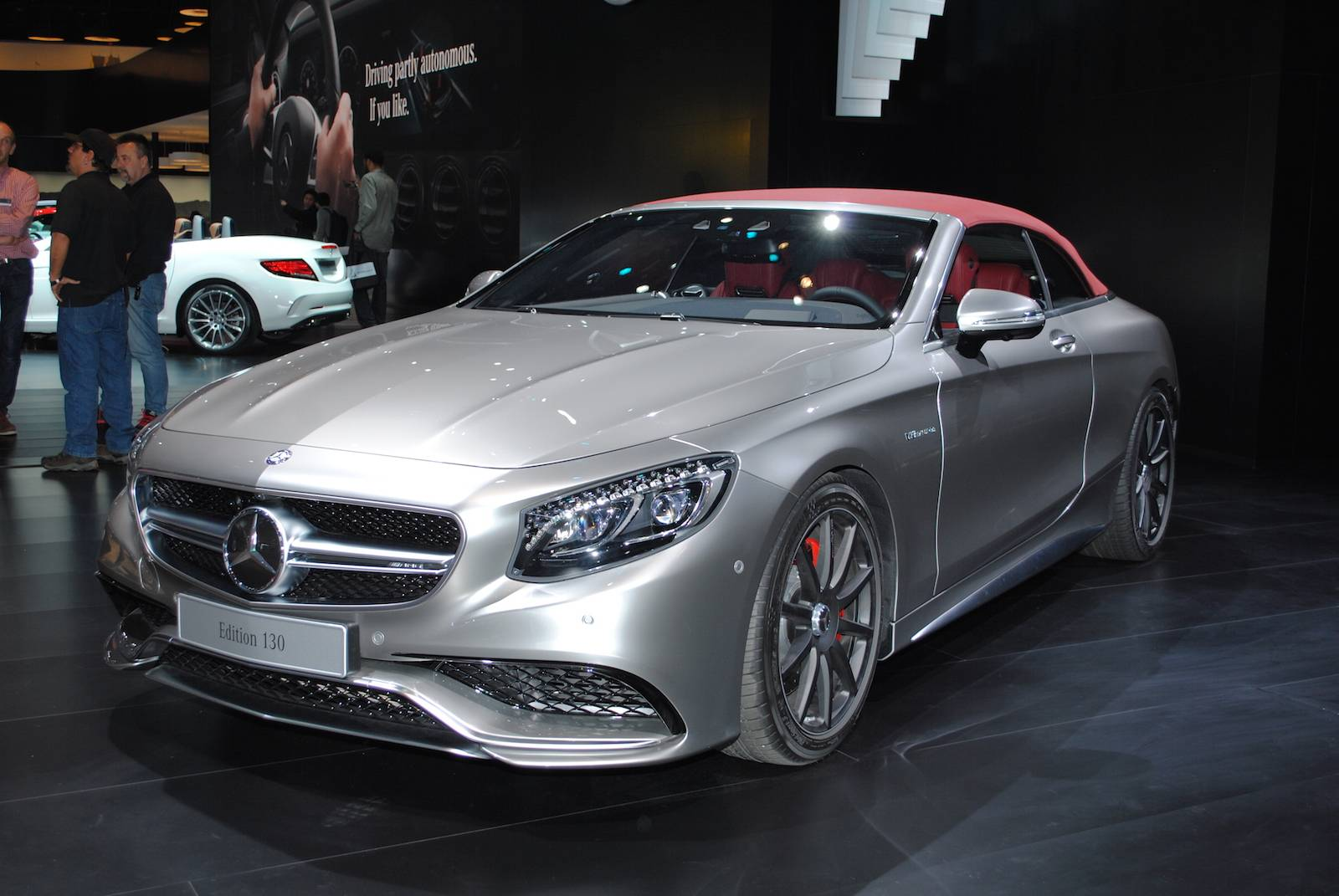 2016 mercedes amg s63 s65 cabrio priced at 135k and for Mercedes benz s63 amg biturbo