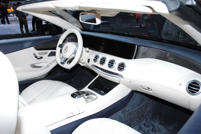 Mercedes-AMG S65 Cabriolet  (9)