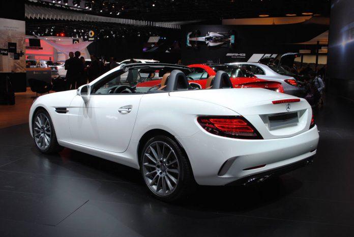 Mercedes-Benz SLC (5)