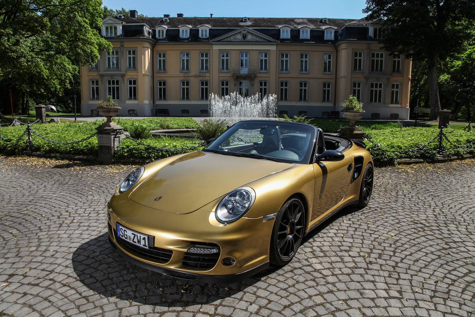 official 840hp porsche 911 turbo cabrio by wimmer rs gtspirit. Black Bedroom Furniture Sets. Home Design Ideas