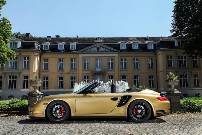 Porsche 911 Turbo  (3)