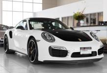 Porsche 911 Turbo S (1)