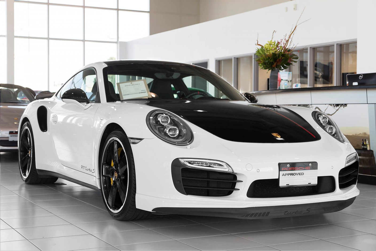 porsche 911 turbo s pfaff exclusive edition for sale in canada gtspirit. Black Bedroom Furniture Sets. Home Design Ideas