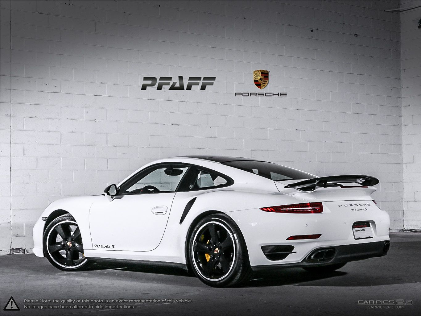 porsche 911 turbo s 1 founded - 911 Porsche Turbo