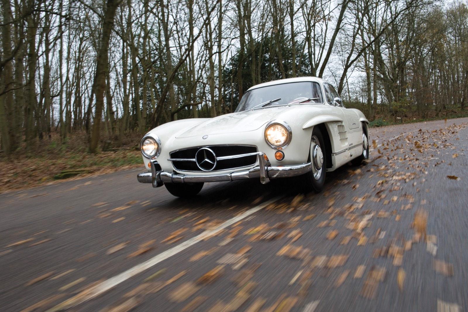 Mercedes-Benz 300 SL Gullwing RM Sotheby