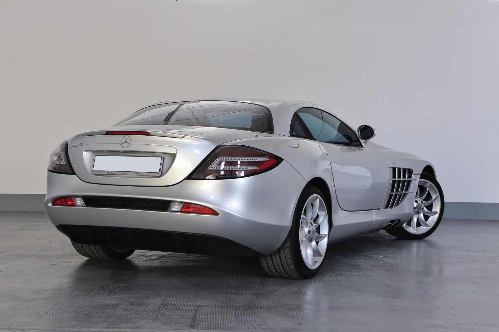 RM Sothebys Mercedes-Benz SLR McLaren