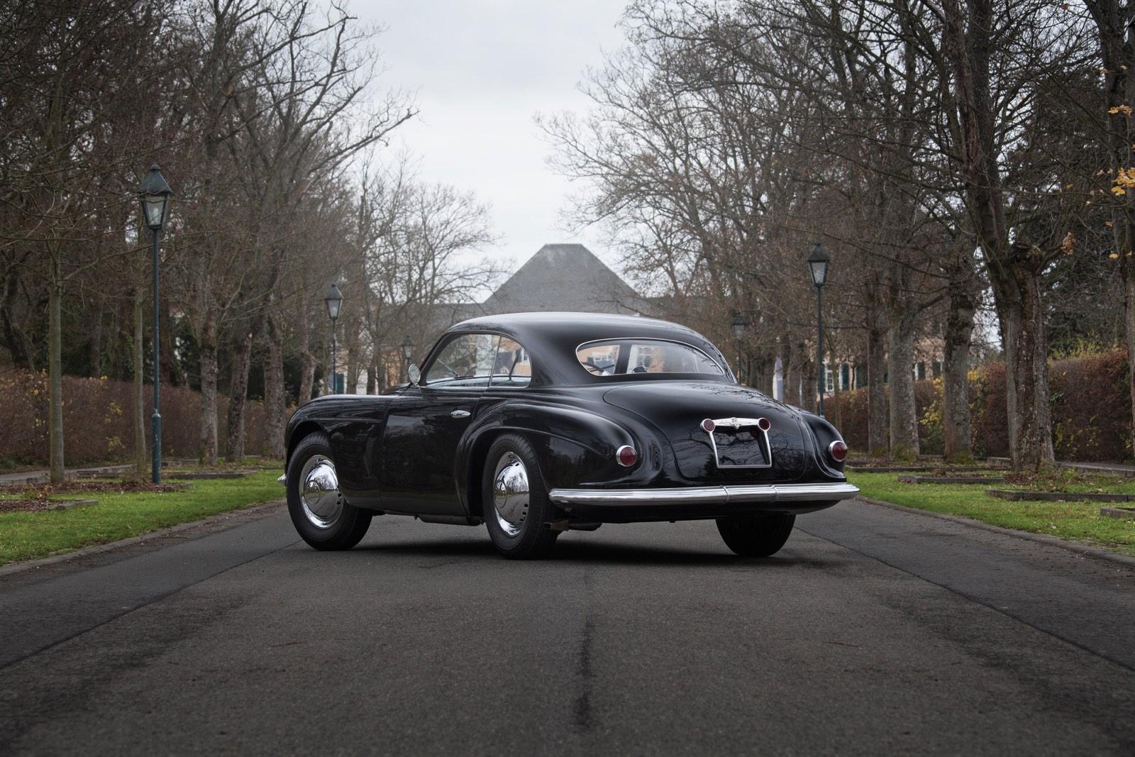 RM Sotherbys Alfa Romeo 6C 2500 SS Villa d'Este Coupé by Touring