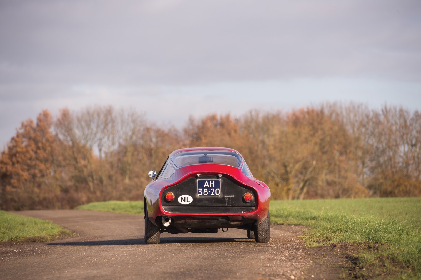 RM Sothebys Paris 2016 Alfa Romeo Giulia Tubolare Zagato
