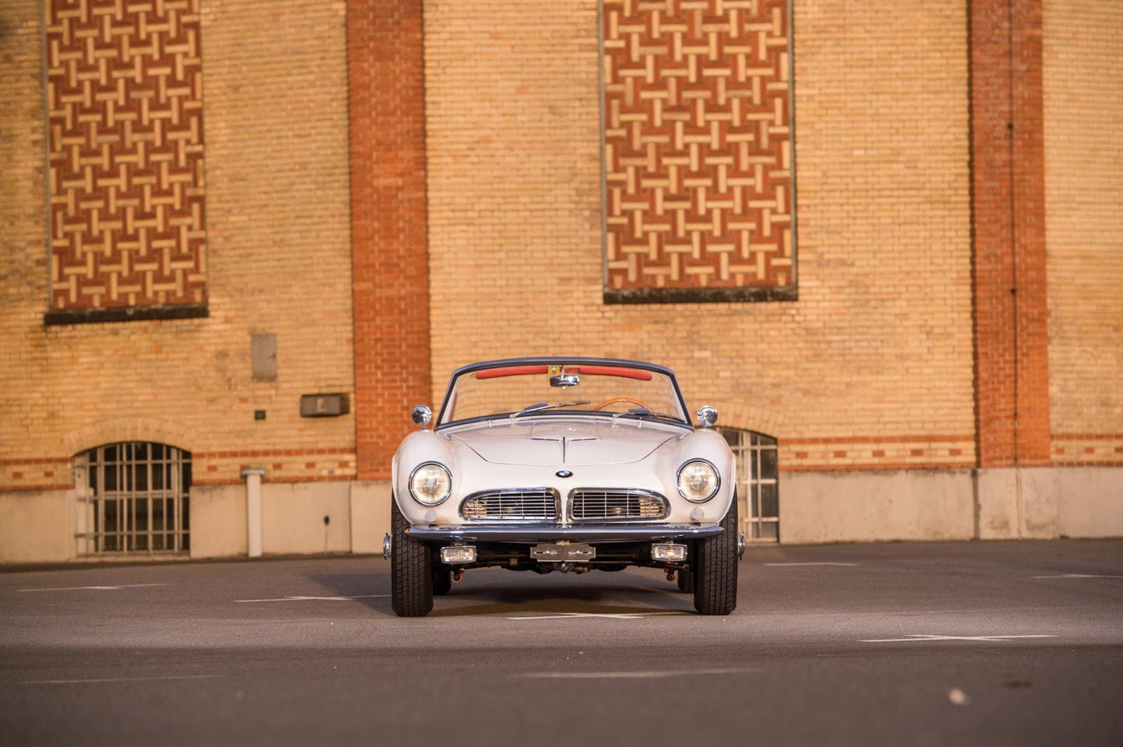 BMW 507 Roadster RM Sothebys