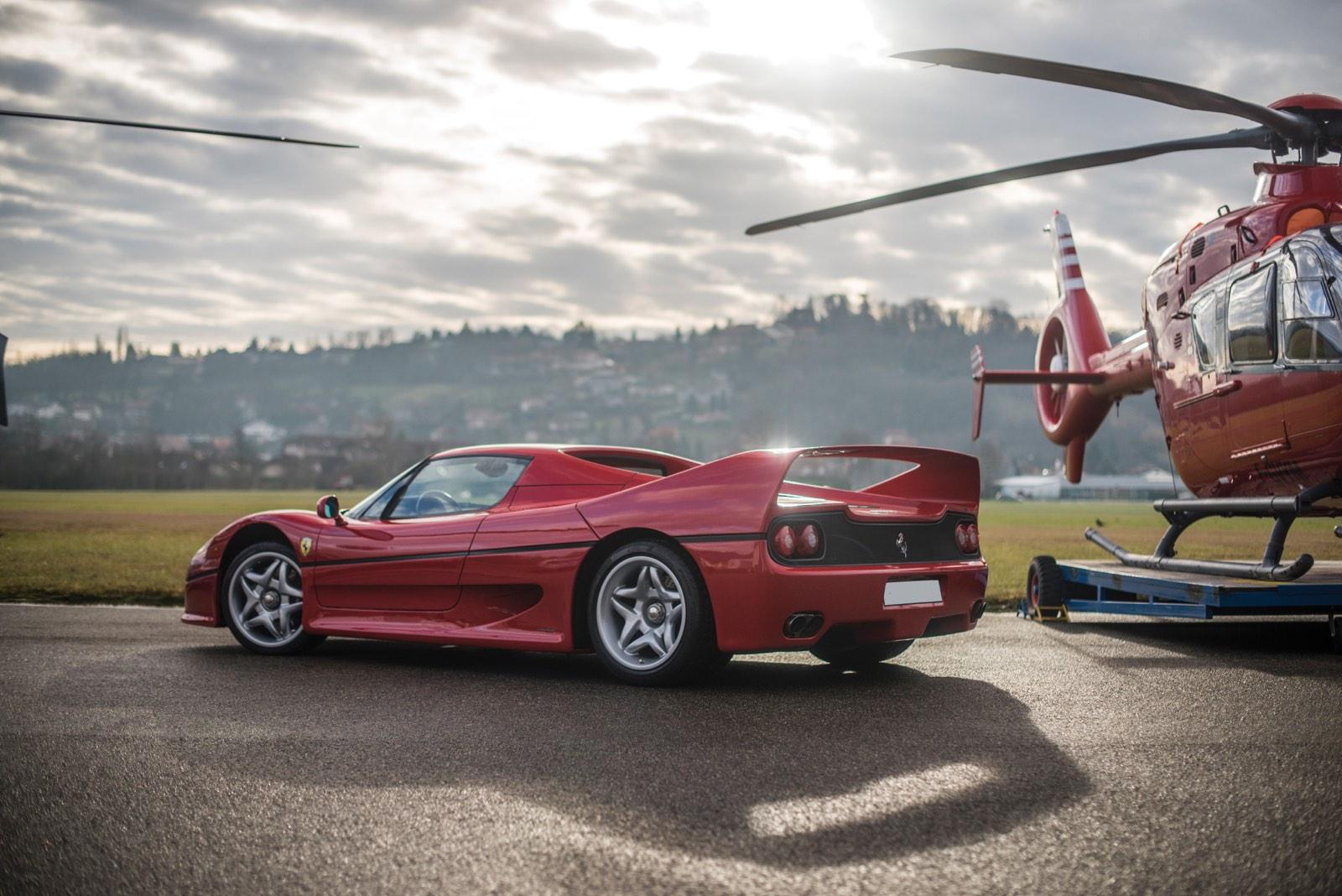 Ferrari F50 Sun