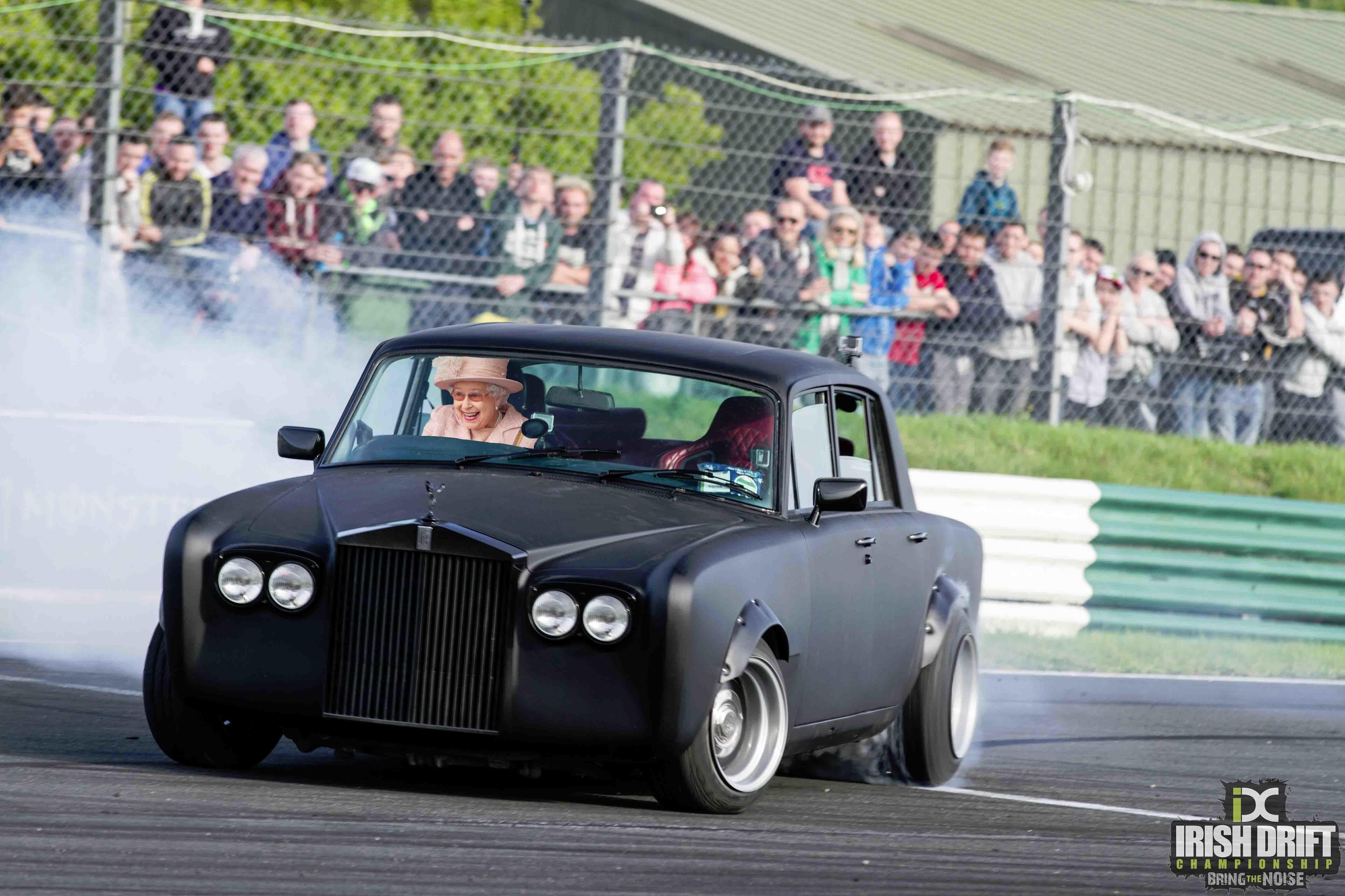 Cars For Sale Uk Drift: Insane Rolls-Royce Drift Car By Japspeed UK