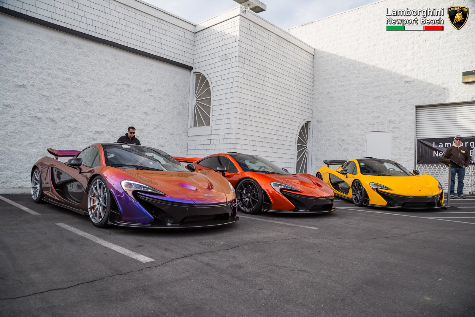 Lamborghini Newport Beach >> Lamborghini Newport Beach Kicks Off 2016 With Supercar Orgy