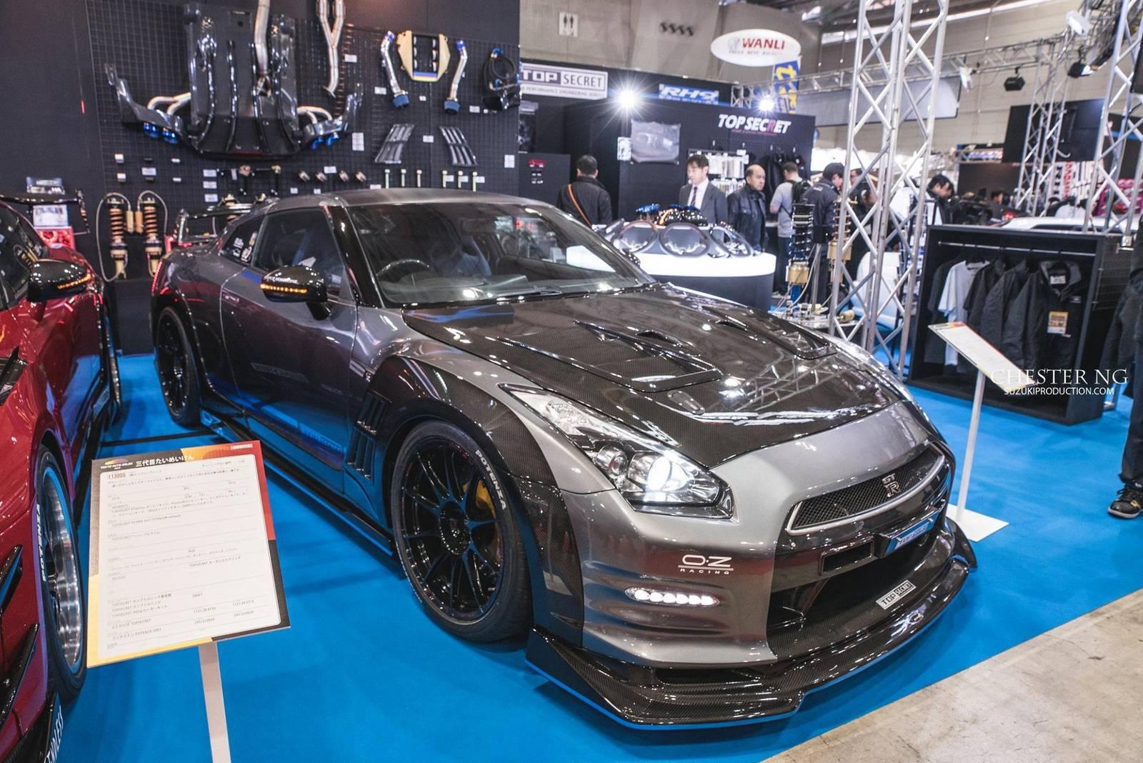tokyo auto salon 2016 highlights gtspirit