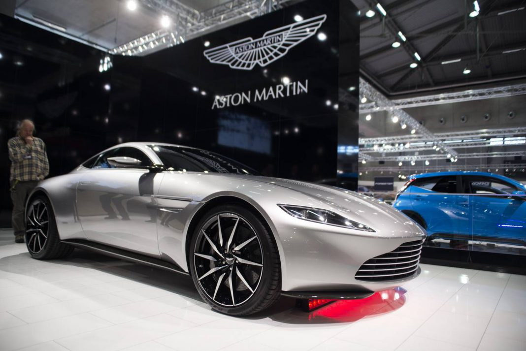 Vienna Auto Show 2016 Highlights