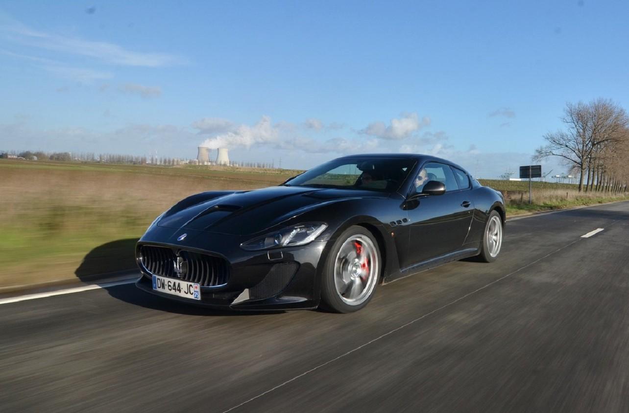 2015 Maserati GranTurismo MC Stradale Review - GTspirit