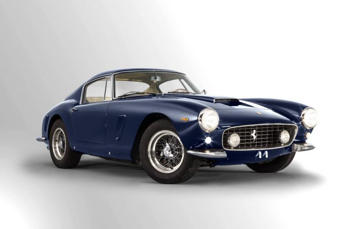 138 1963 Ferrari 250 GT SWB Berlinetta