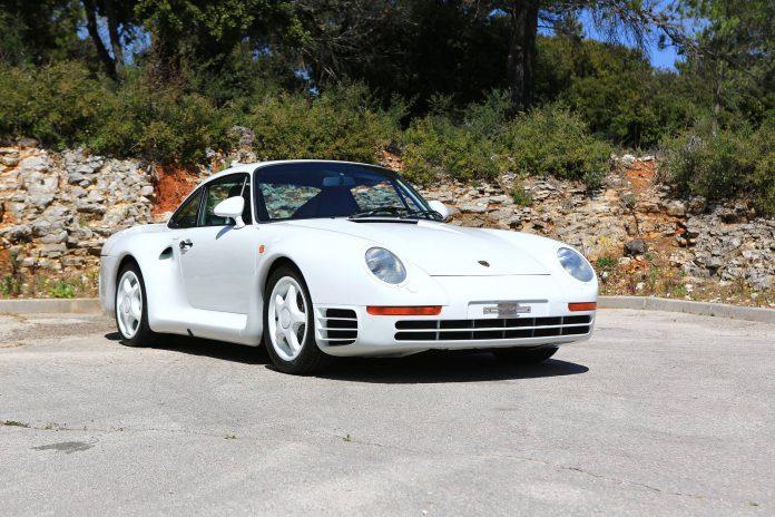 142 1988 Porsche 959