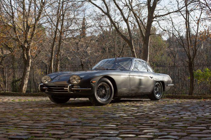 144 1966 Lamborghini 350 GT coupé Touring