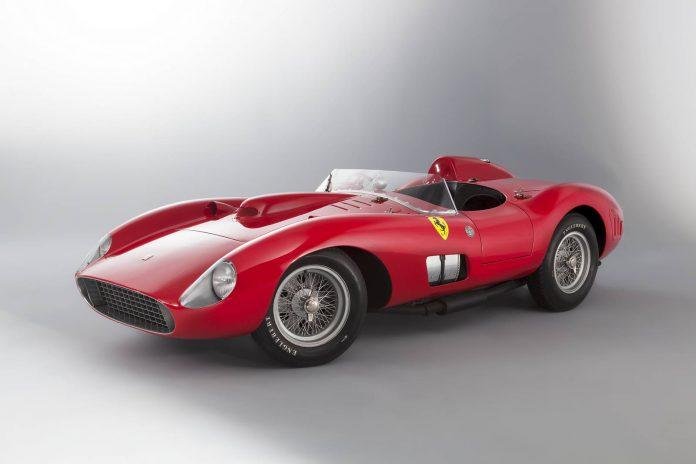 170 1957 Ferrari 335 S