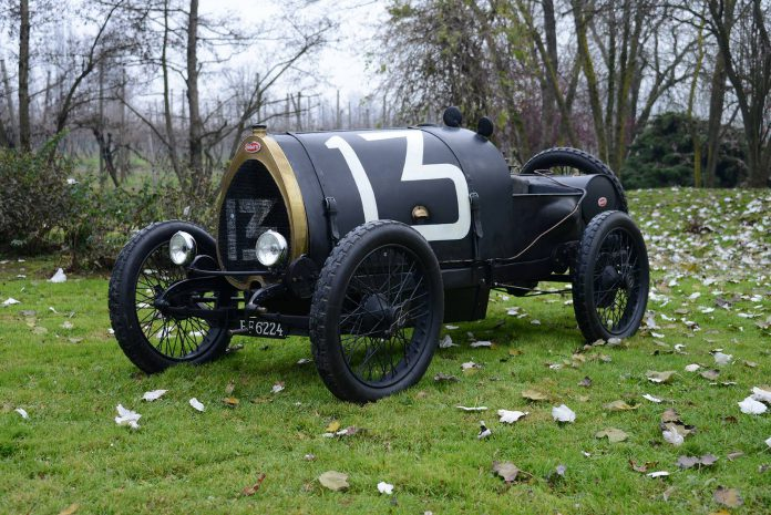 183 1920 Bugatti Type 13