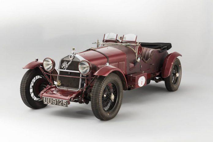 187 1929 Alfa Romeo 6C 1750 Super Sport